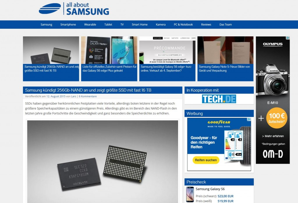 allaboutsamsung screenshot